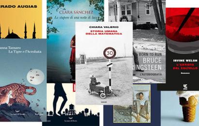 Settembre 2016: i dieci libri imperdibili