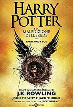 RowlingHaryPotterMaledizione