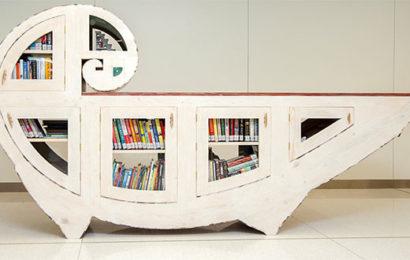 Le biblioteche artistiche di Indianapolis per il booksharing