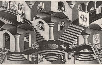 Escher – Mostra a Milano, Palazzo Reale