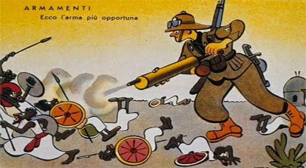 Le colpe nascoste. I crimini di guerra italiani in Africa – Michele Strazza