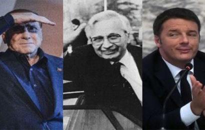 Da Gelli a Renzi (passando per Berlusconi) – Aldo Giannuli