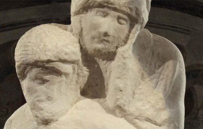 La Pietà Rondanini spostata al Castello Sforzesco di Milano