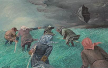 Giulio Ruffini: la fine di una terra – Mostra ad Argenta (Fe)