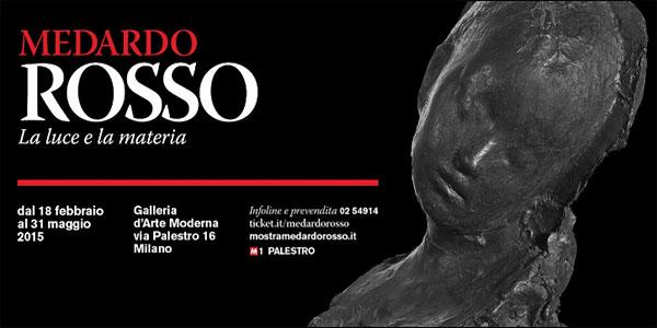 Le opere di Medardo Rosso in mostra a Milano