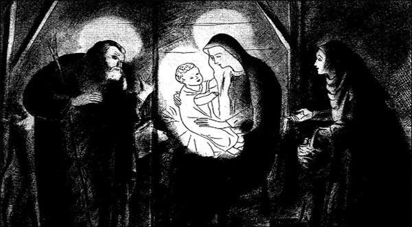 Soliloqui di Betlemme – Giovanni Papini