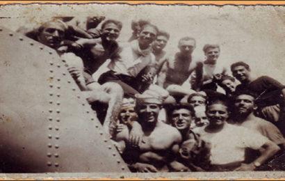 Nelle trincee del mare – Alfredo Sorbello