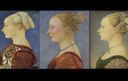 Le dame del Pollaiolo – Mostra a Milano