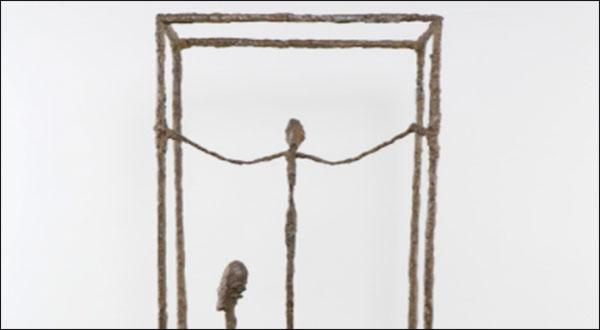 Le sculture di Alberto Giacometti in mostra a Milano