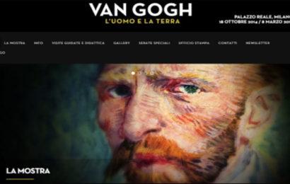 L'uomo e la terra: Van Gogh in mostra a Milano