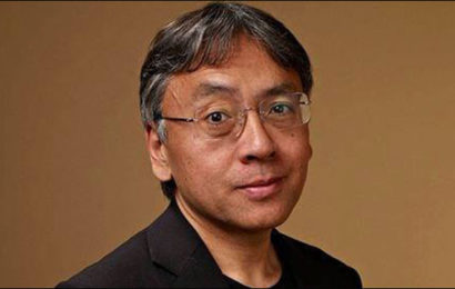 Kazuo Ishiguro vince il Nobel per la Letteratura 2017
