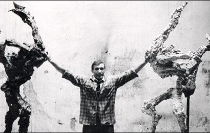 Le sculture di Alik Cavaliere in mostra a Milano