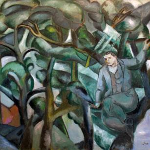 In mostra a Locarno le opere di Sandro Chia