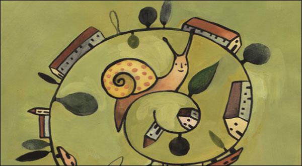 Storia di una lumaca che scopri l'importanza… – Luis Sepúlveda