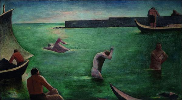 Le opere di Carlo Carrà in mostra a Milano