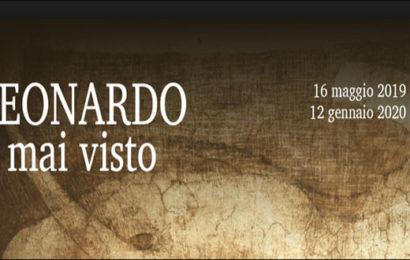 Leonardo mai visto: una mostra a Milano