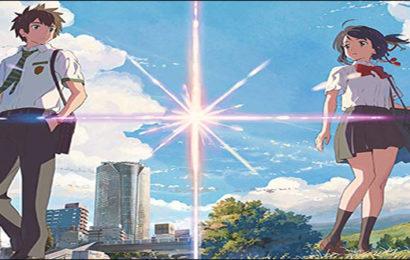 Your name – Makoto Shinkai