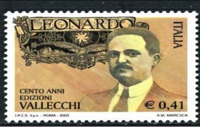 Ritorna in attività la storica casa editrice Vallecchi